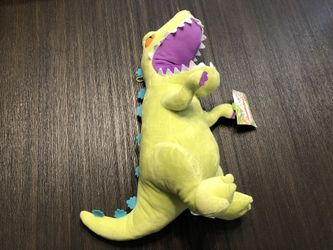 Reptar plush stuffed animal with tags Thumbnail