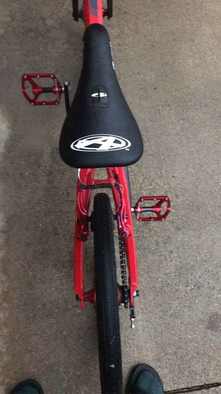 Ssquared Ceo Bmx Race Bike