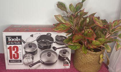 Tools Cookware set 13 piece Thumbnail