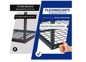 Overhead Garage Storage Rack Thumbnail