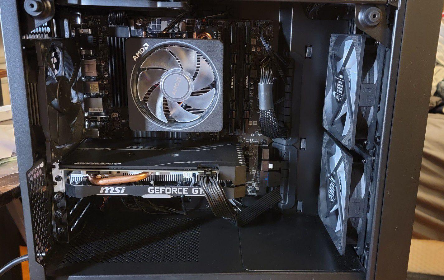 Gaming PC (GTX 1660 Super, Ryzen 5 3600)