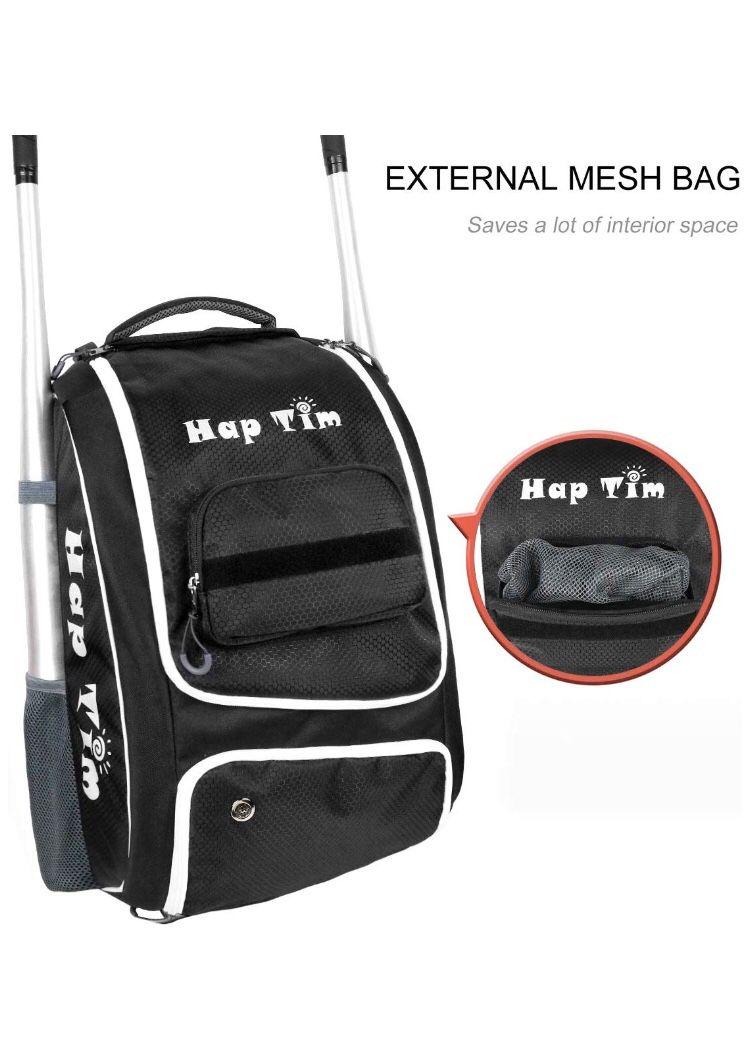 Backpack for baseball
