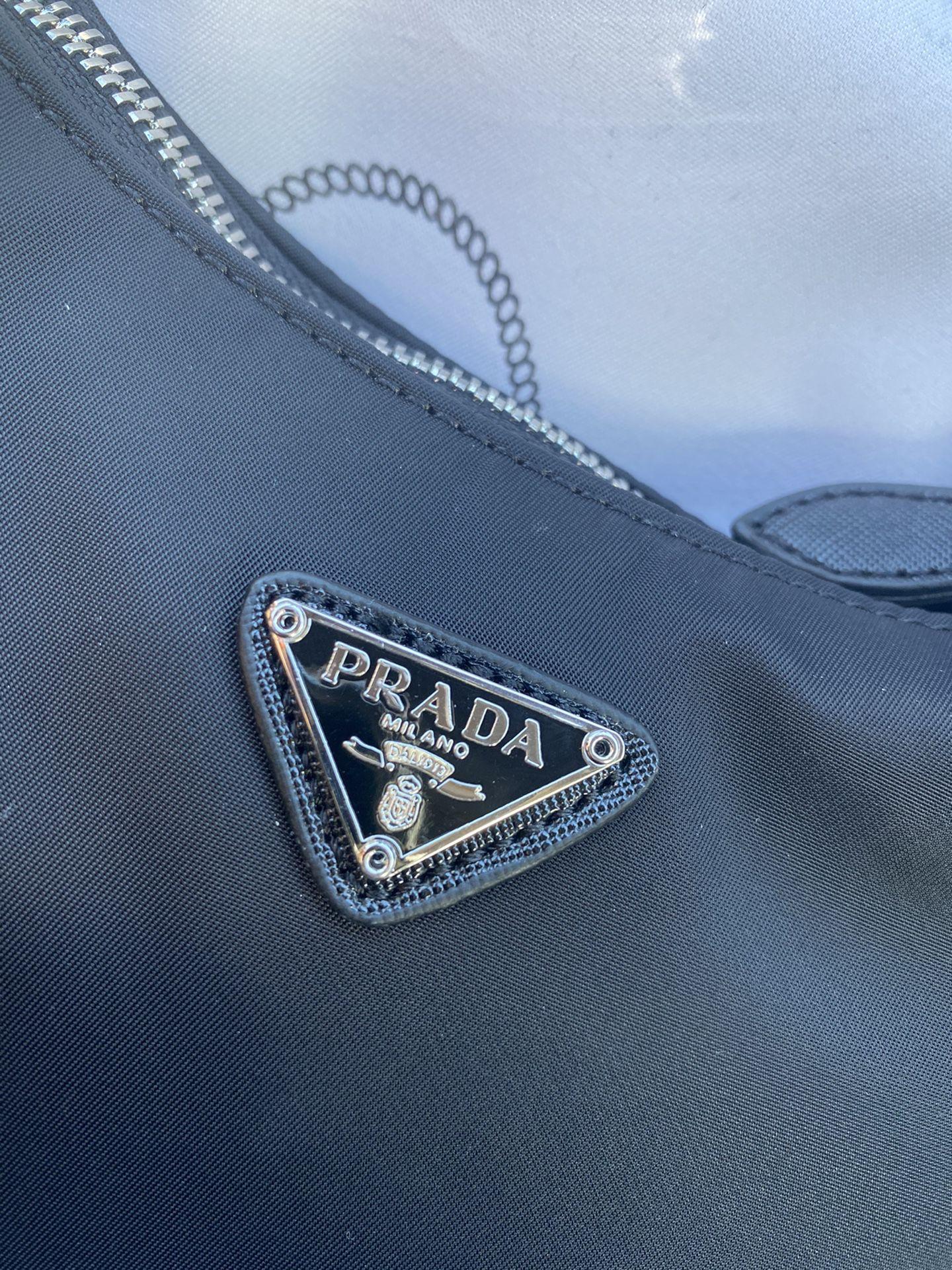 Prada Nylon Re-edition bag