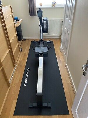 Concept 2 Model D Rowing Machine With PM5 Black
