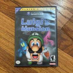 Luigis Mansion GameCube  Thumbnail