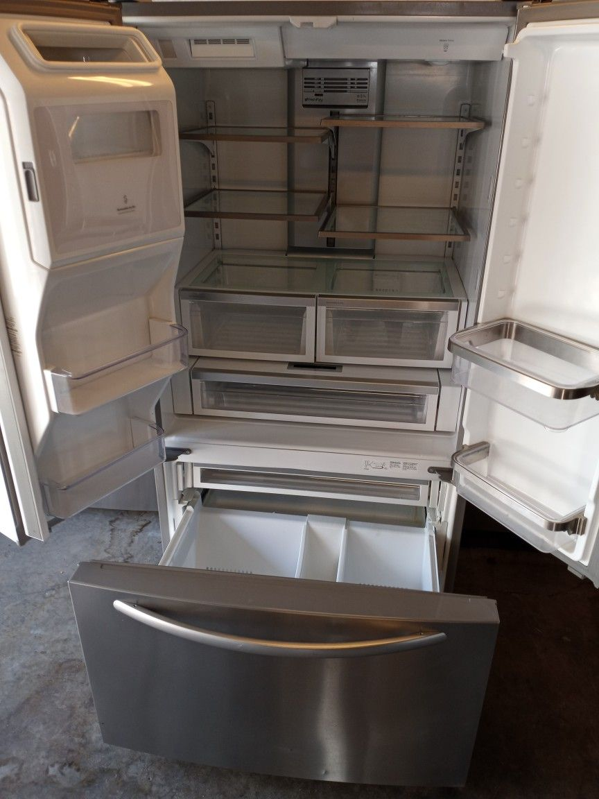 Kitchen Aid Refrigerator 36inches Wide