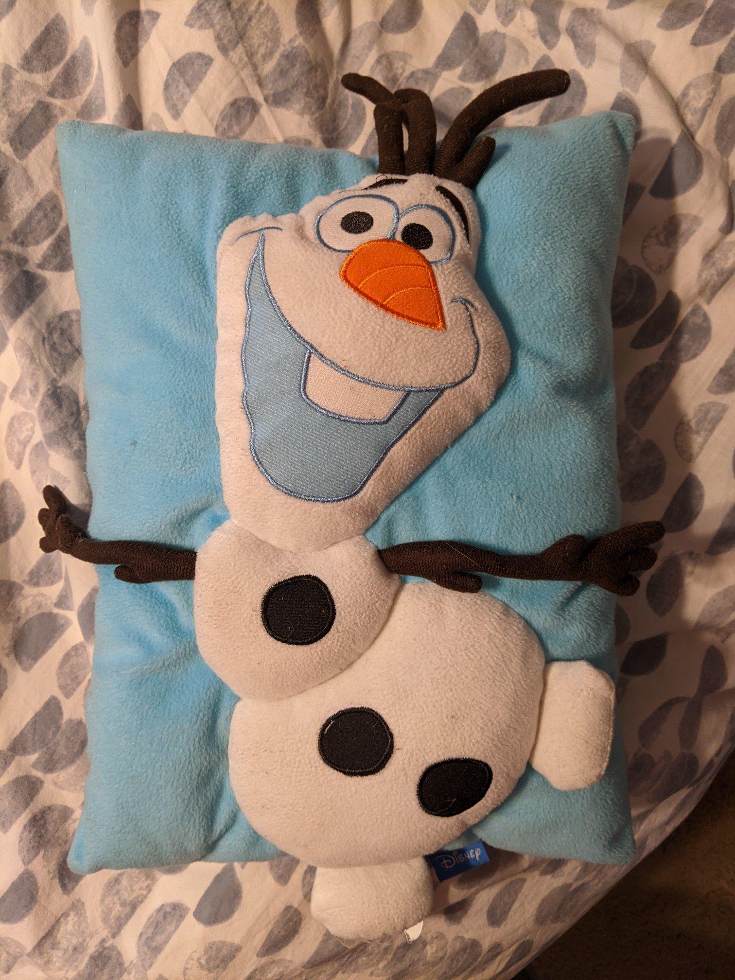 Olaf pillow