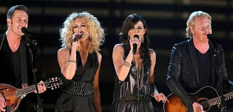 Tickets For Little Big Town At The Fox Theater In Detroit