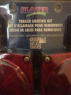 Blazer Trailer Lighting Kit Thumbnail