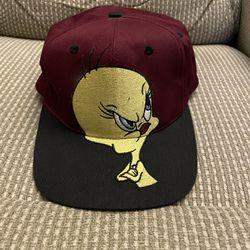 Tweety Bird Hat -vintage 1995 Thumbnail