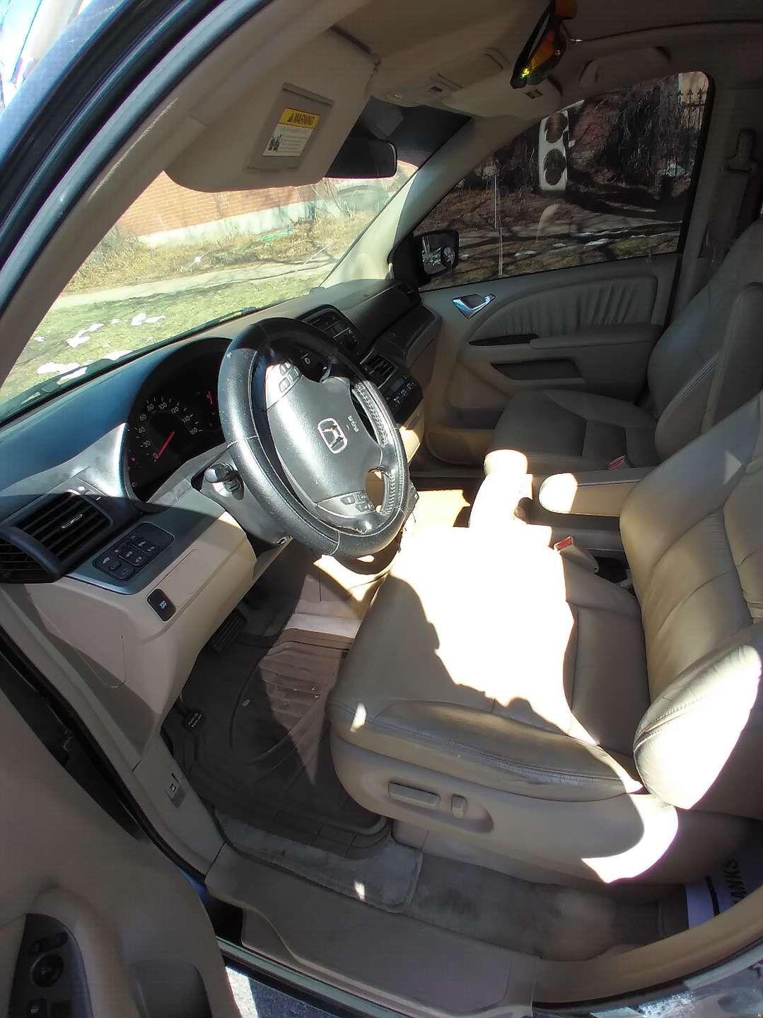 Van Honda