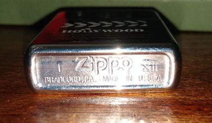 Zippo lighter Thumbnail