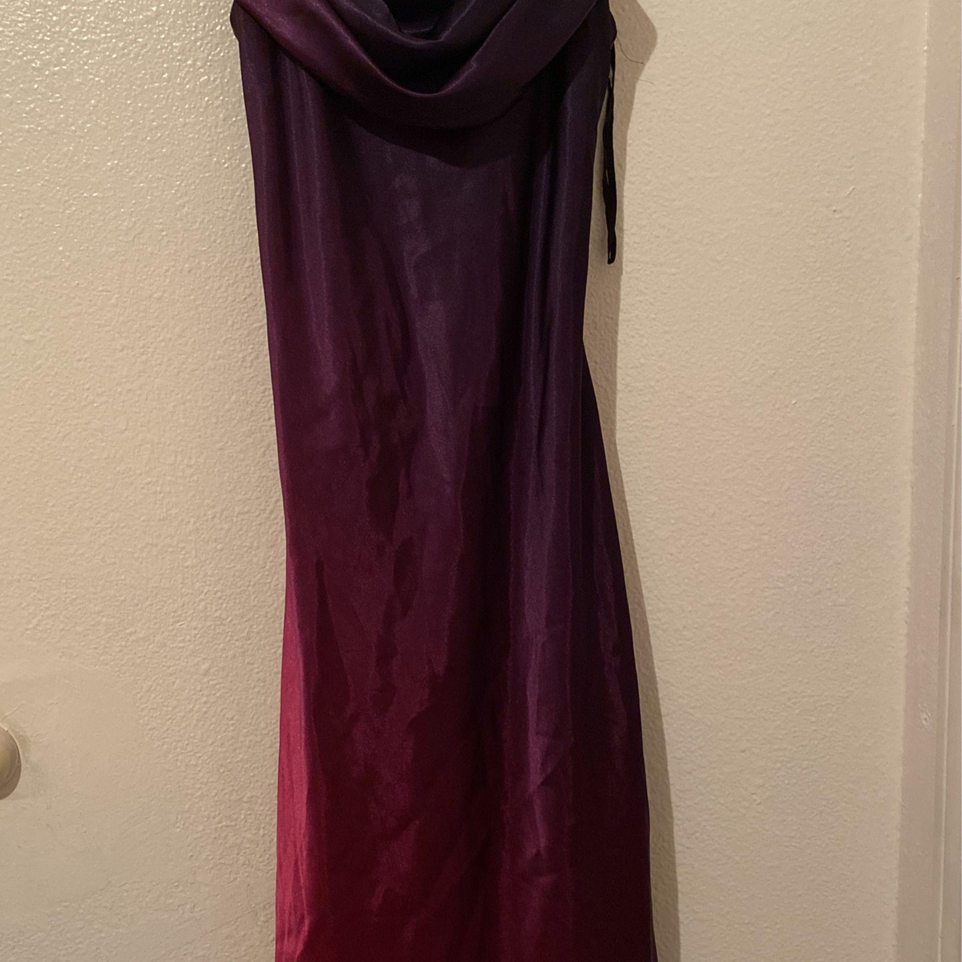 Gorgeous Ombré Prom Dress