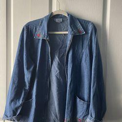 Vintage Denim Jacket Thumbnail