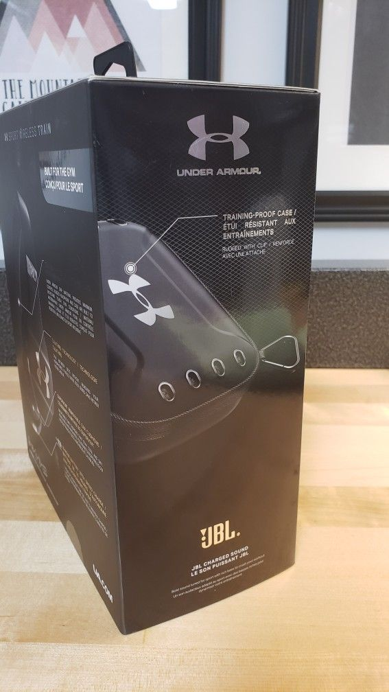 Wireless Headphones - New Open Box JBL UA