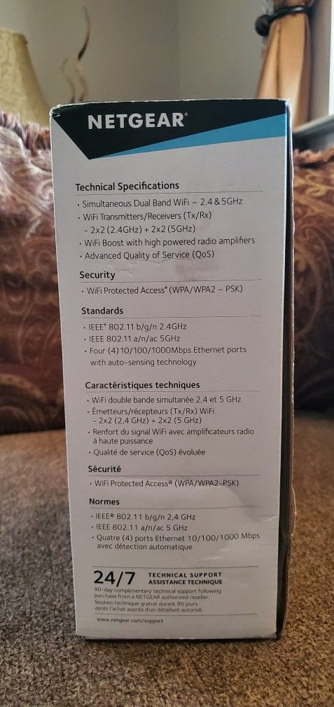 New Dual Band Wifi Router