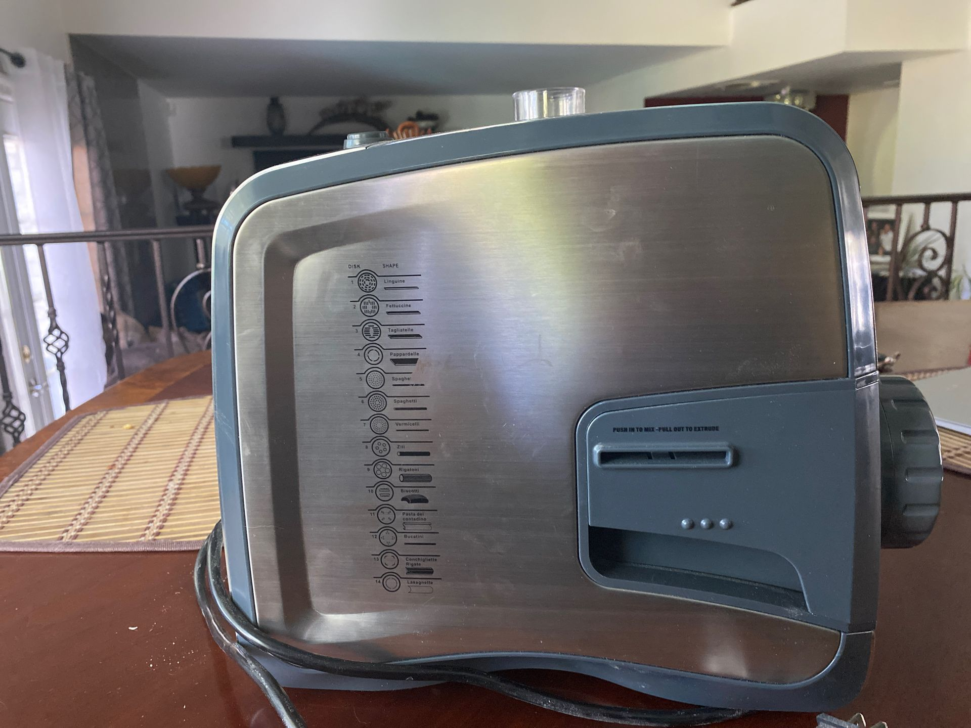 Viante for William- Sonoma Pasta maker