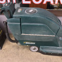 """CARPET CLEANER SPEED SCRUB 2001 20"""" DISK WITH SCRUBBER AND TOP LID Thumbnail"""