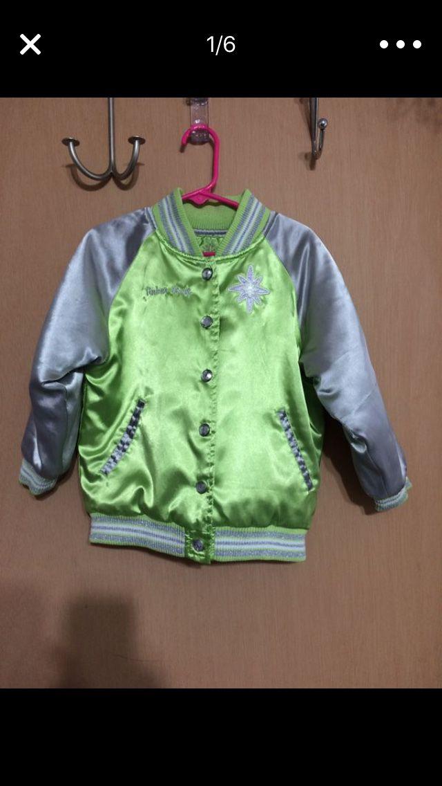Disney tinkerbell jacket