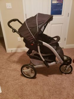 Graco Stroller Car Seat Combo Thumbnail