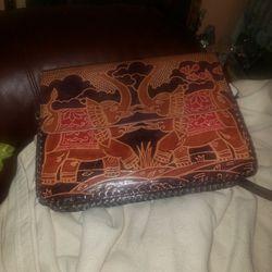 Leather  Handbag Thumbnail