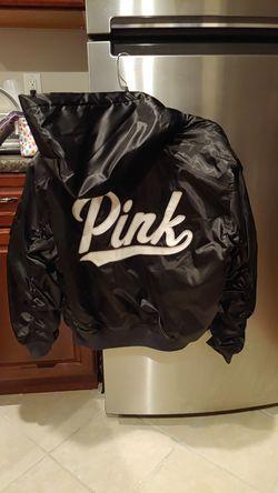 Pink Winter Jacket Thumbnail