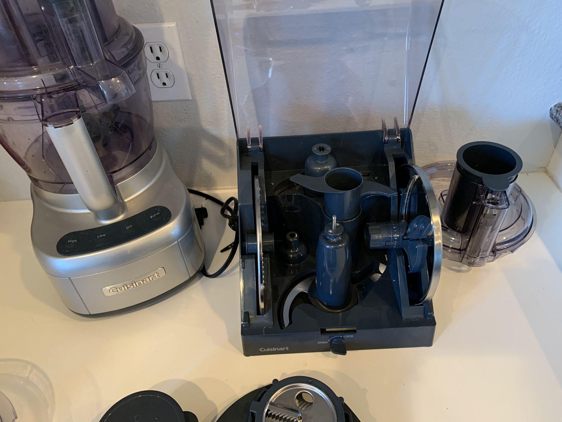 Cuisinart 13 cup food processor