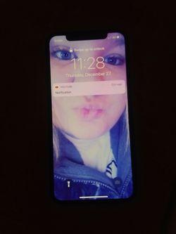 Iphone X, 256 gigs Thumbnail
