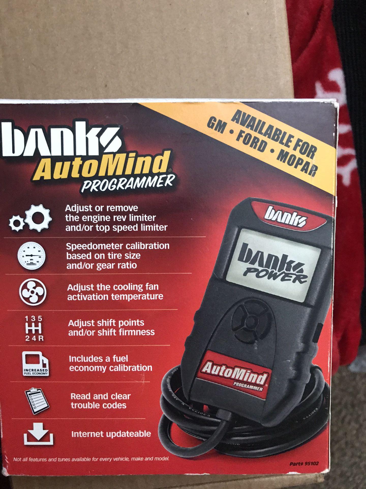 Banks Power tuner
