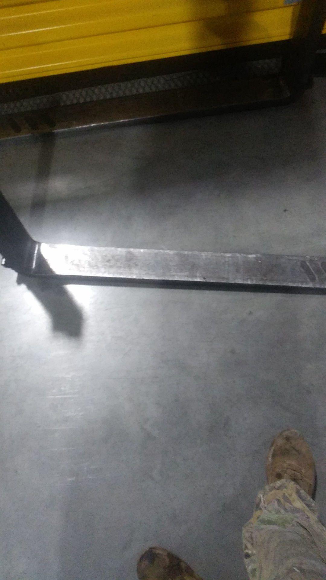 Crown fork lift forks