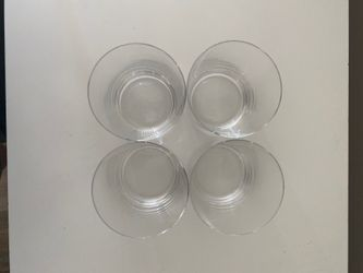 Waterford Crystal Double Old Fashioned Glasses (Set of 4) Thumbnail