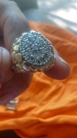 14 Kilates  Con Diamante's  14 Gramos  Thumbnail