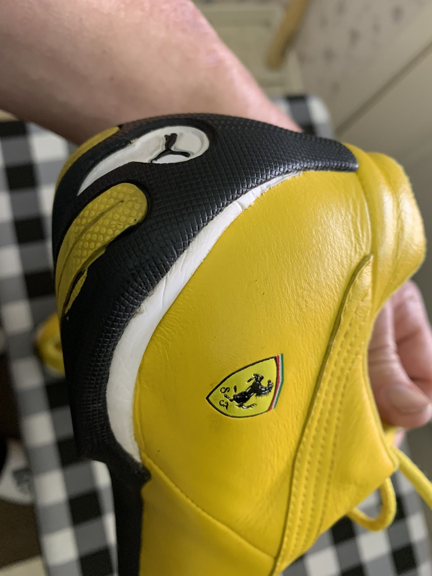 Puma Ferrari Future Cat Racing Shoes Size 13