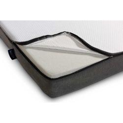 Baxton Studio Emery 6-Inch Dual Layered Hypoallergenic Twin Size Memory Foam Mattress Thumbnail