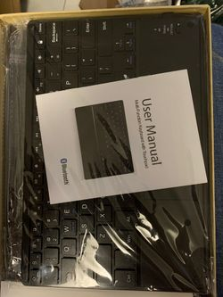 Tablet casa with keyboard Thumbnail