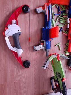 Nerf Guns With Bullets Thumbnail
