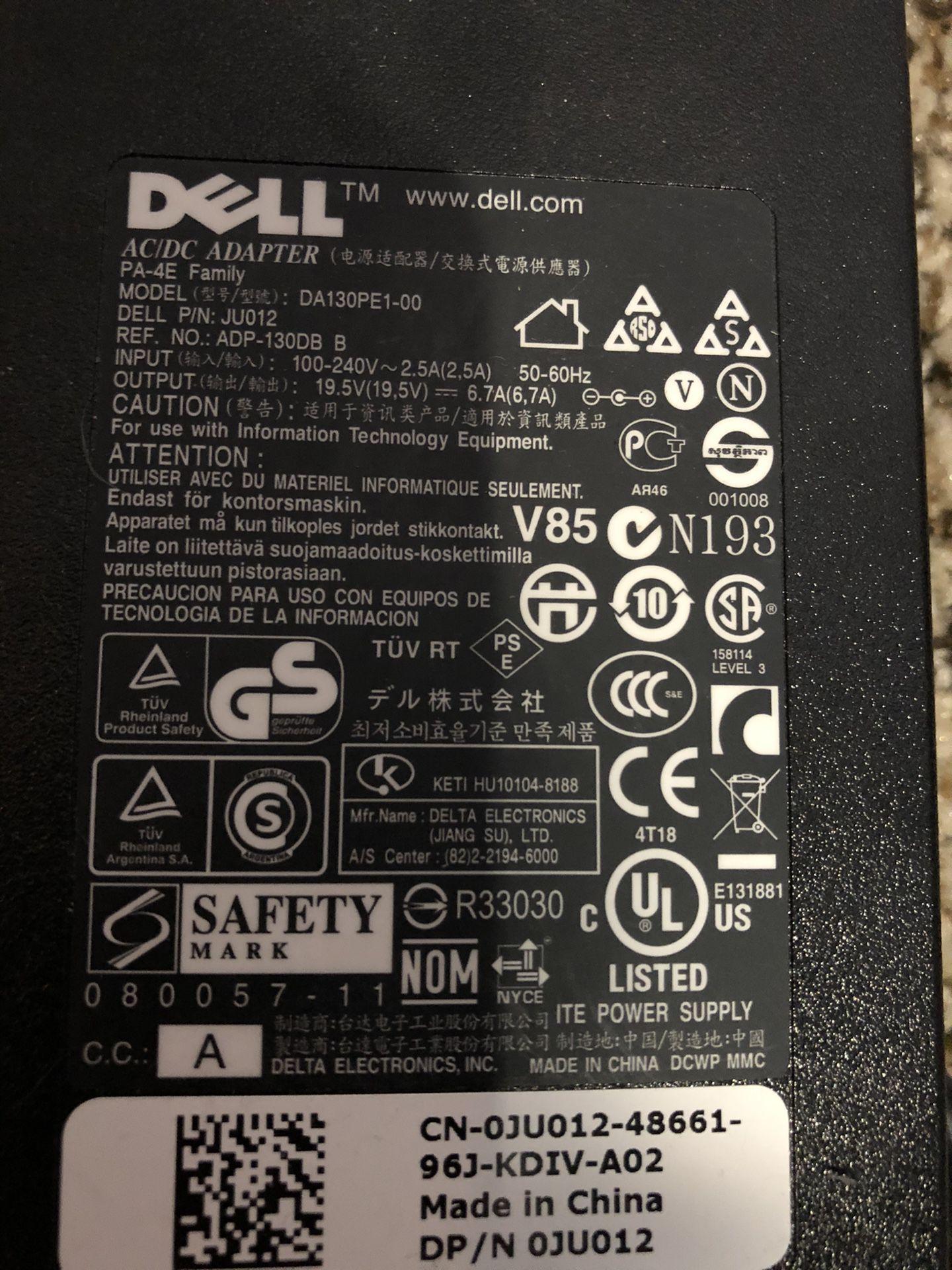 Computer AC Adapter Lot