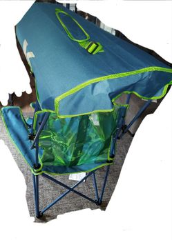 Canopy Chair With Ottoman  Thumbnail