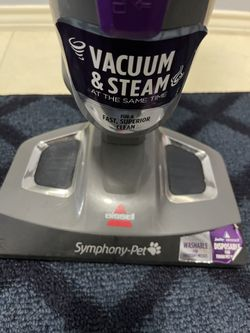 Vacuum & Steam Mop Thumbnail