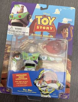 Toy story action figures Thumbnail