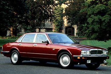 1991 Jaguar XJ-Series Thumbnail