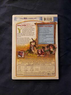 Shrek - DVD Thumbnail