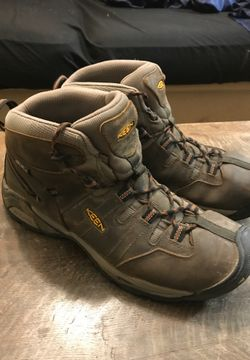 Keen work boots 12ee Thumbnail