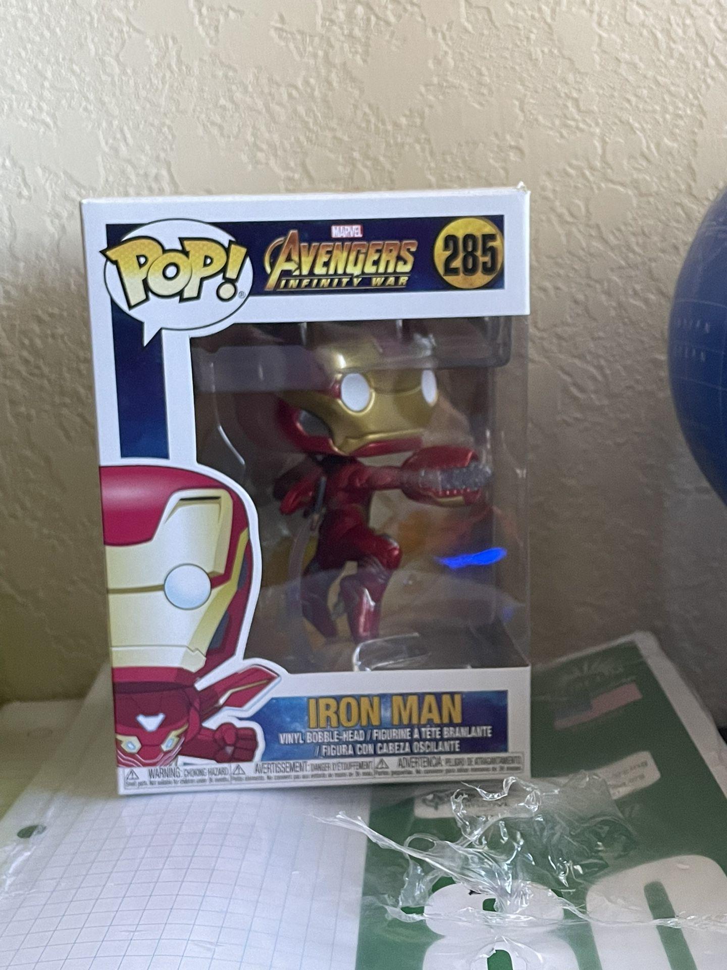 Avengers Infinity War Iron Man Funko Pop #285
