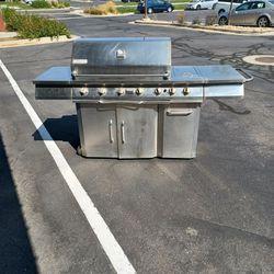 Stainless BBQ  Thumbnail
