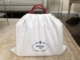 Medium Saffiano Leather Prada Galleria Bag Thumbnail