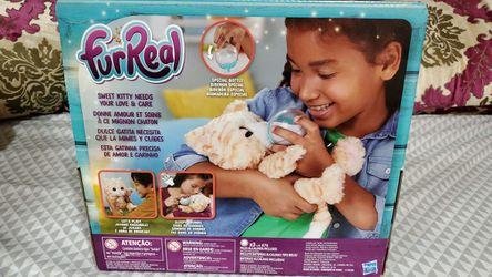 Furreal friends Cuddling cara Thumbnail