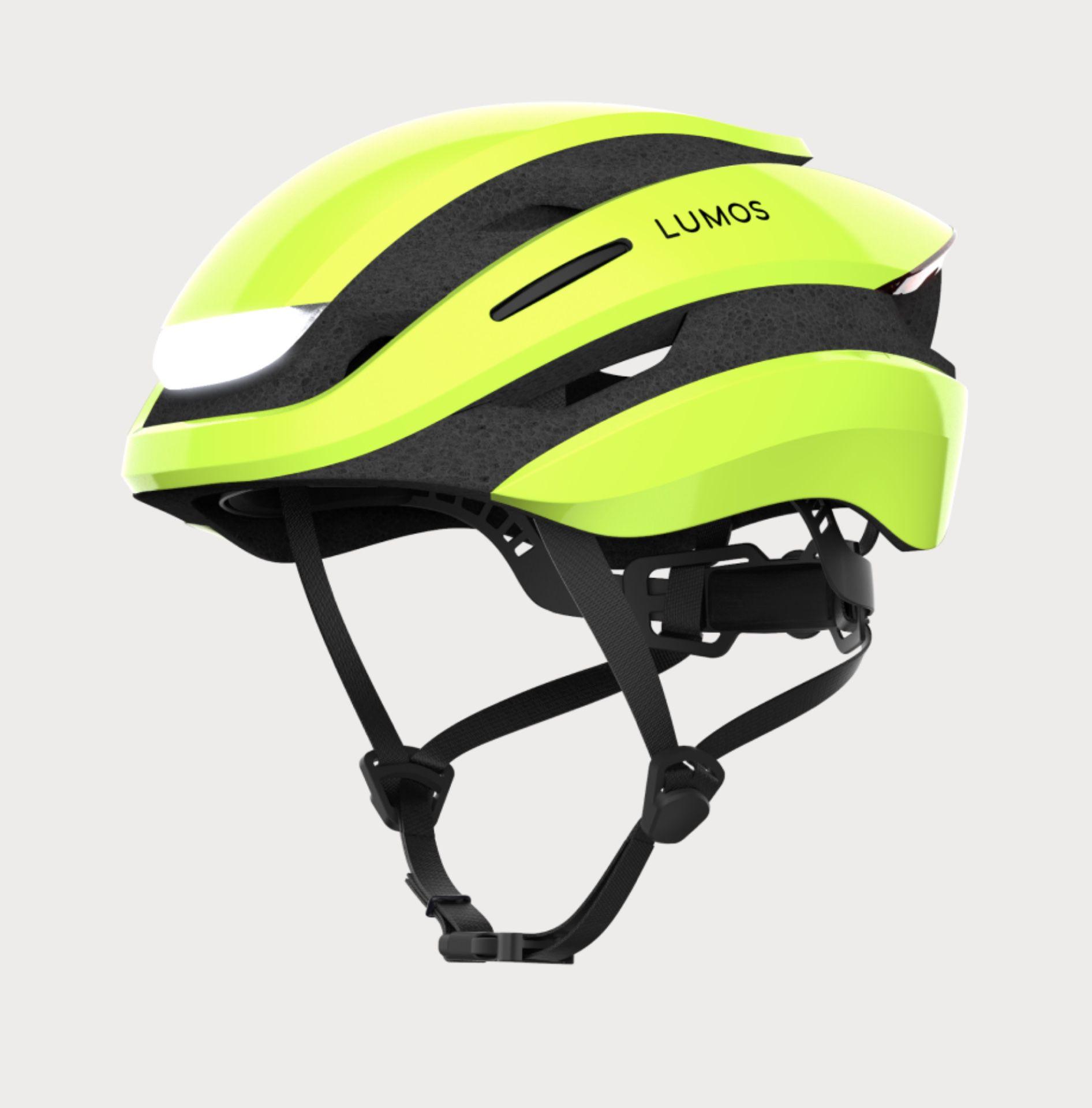 LUMUS ULTRA BICYCLE HELMET - NEW