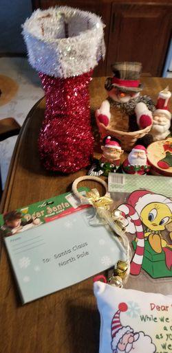 CHRISTMAS DECORATIONS Thumbnail