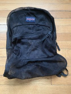 Jansport Mesh Backpack Thumbnail